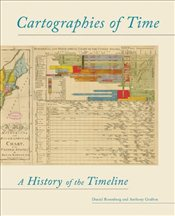Cartographies of Time - Rosenberg, Daniel