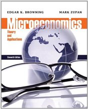 Microeconomics 11E WIE : Theory and Applications - Browning, Edgar K.