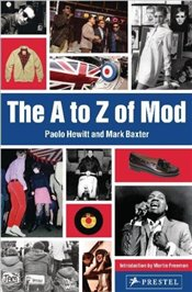 A to Z of Mod - Hewitt, Paolo