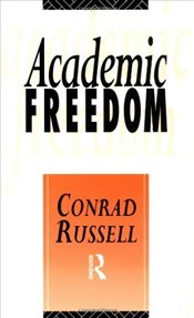 ACADEMIC FREEDOM - RUSSELL, CONRAD