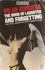Book of Laughter and Forgetting - Kundera, Milan