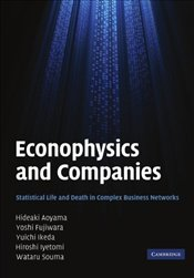 Econophysics and Companies: Statistical Life and Death in Complex Business Networks - Aoyama, Hideaki