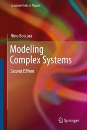 Modeling Complex Systems  - Boccara, Nino