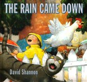 Rain Came Down - Shannon, David