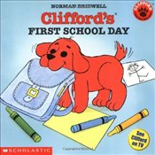 Cliffords First School Day  - Bridwell, Norman