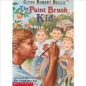 Paint Brush Kid - Bulla, Clyde Robert