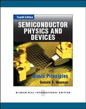 Semiconductor Physics And Devices 4e ISE - Neamen, Donald A.