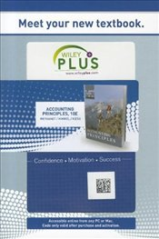 WileyPlus Regcard to Accompany Accounting Principles 10e  - Weygandt, Jerry J.
