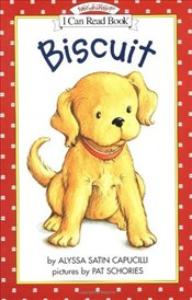 Biscuit (I Can Read – Shared My First Reading) - Capucilli, Alyssa Satin
