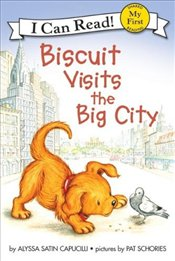 Biscuit Visits the Big City (I Can Read – Shared My First Reading) - Capucilli, Alyssa Satin