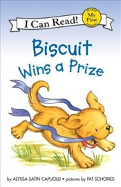 Biscuit Wins a Prize (I Can Read – Shared My First Reading) - Capucilli, Alyssa Satin