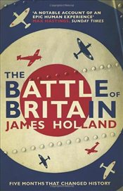 Battle of Britain - Holland, James