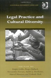 Legal Practice and Cultural Diversity - Grillo, Ralph