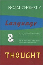 Language and Thought  - Chomsky, Noam