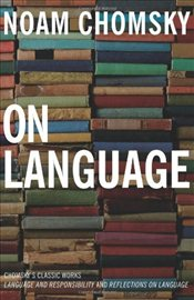 On Language - Chomsky, Noam