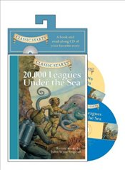 Classic Starts Audio : 20,000 Leagues Under the Sea - Verne, Jules