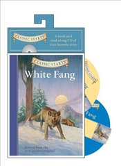 Classic Starts Audio : White Fang  - London, Jack