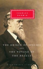 Origin of Species and the Voyage of the Beagle  - Darwin, Charles