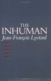Inhuman : Reflections on Time - Lyotard, Jean François