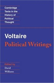 POLITICAL WRITINGS - Voltaire