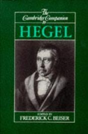Companion to Hegel - Beiser, Frederick C.
