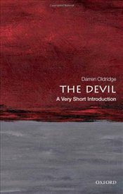 Devil : A Very Short Introduction  - Oldridge, Darren