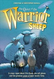 Quest of the Warrior Sheep - Russell, Christopher