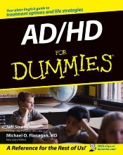AD/HD For Dummies - Strong, Jeff