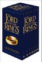 Lord of the Rings : 7 Book Slipcase - Tolkien, J. R. R.