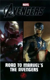 Avengers : Road To Marvels The Avengers : Film Tie-In - David, Peter