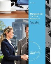 Management 8e : The New Workplace - Daft, Richard L.