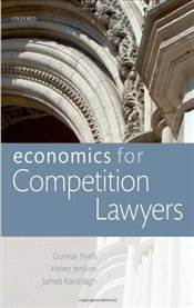 Economics for Competition Lawyers - Niels, Gunnar
