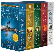 Song of Ice and Fire : 1-5 Box Set - Martin, George R. R.