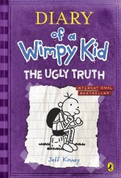 Diary of a Wimpy Kid : Ugly Truth 5 - Kinney, Jeff