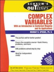 Schaums Outline of Complex Variables - Spiegel, Murray R.
