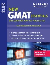 Kaplan New GMAT Essentials with Online Practice Test - Kaplan