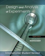 Design and Analysis of Experiments 8e ISV - Montgomery, Douglas C.