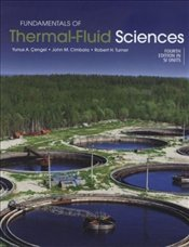 Fundamentals of Thermal - Fluid Sciences 4e SI Units - Metric - Çengel, Yunus