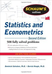 Schaums Outline of Statistics and Econometrics 2e - Salvatore, Dominick