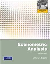 Econometric Analysis 7e PIE - Greene, William H.