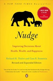 Nudge - Thaler, Richard H.