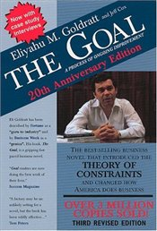 Goal : A Process of Ongoing Improvement (20th Anniversary Edition) - Goldratt, Eliyahu M.