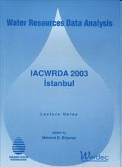 Water Resources Data Analysis IACWRDA 2003 - Birpınar, Mehmet Emin