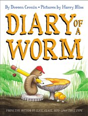 Diary of a Worm - Cronin, Doreen