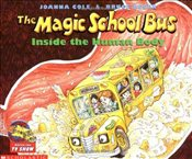 Magic School Bus inside the Human Body - Cole, Joanna
