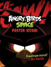 Angry Birds Space Poster Kitabı -