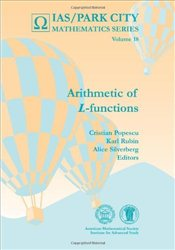 Arithmetic of L-Functions - Popescu, Cristian