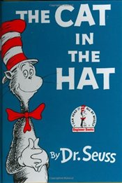 Cat in the Hat : I Can Read It All by Myself Beginner Book - Seuss, Dr.