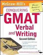McGraw-Hills Conquering GMAT Verbal and Writing 2e - Pierce, Doug