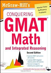 McGraw-Hills Conquering the GMAT Math and Integrated Reasoning 2e - Moyer, Robert E.